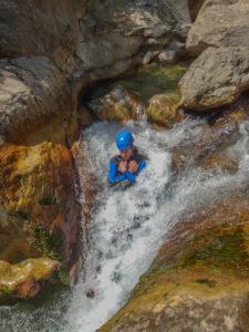Canyoning Nature Alpes Maritimes