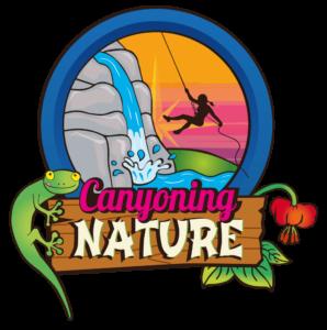 Logo Canyoning Nature