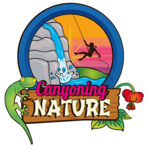 Logo Canyoning Nature