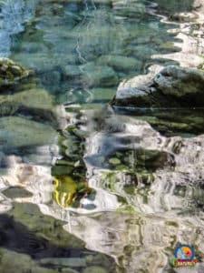 Vallon de Morghé, l'affluent de la Maglia
