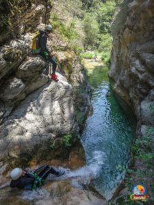 Ruisseau d'Audin Fanghetto